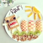 завтрак для детей