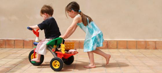 Как научить ребенка ответственности?