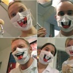 чистить зубы