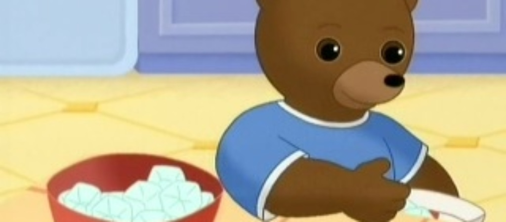 Приключения бурого медвежонка