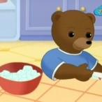 Приключения бурого медвежонка. Мультфильмы для малышей