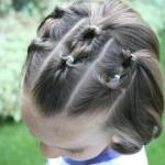 прически для коротких волос