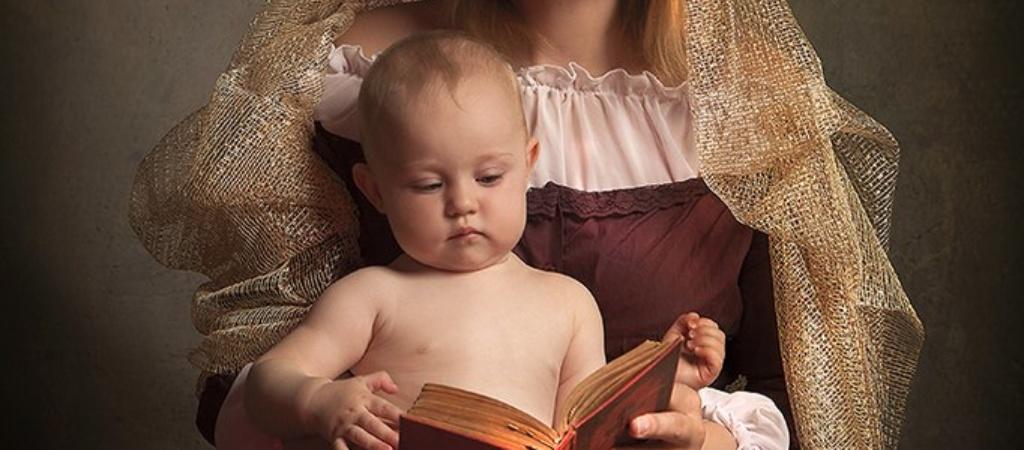Как привить любовь к чтению у ребенка?