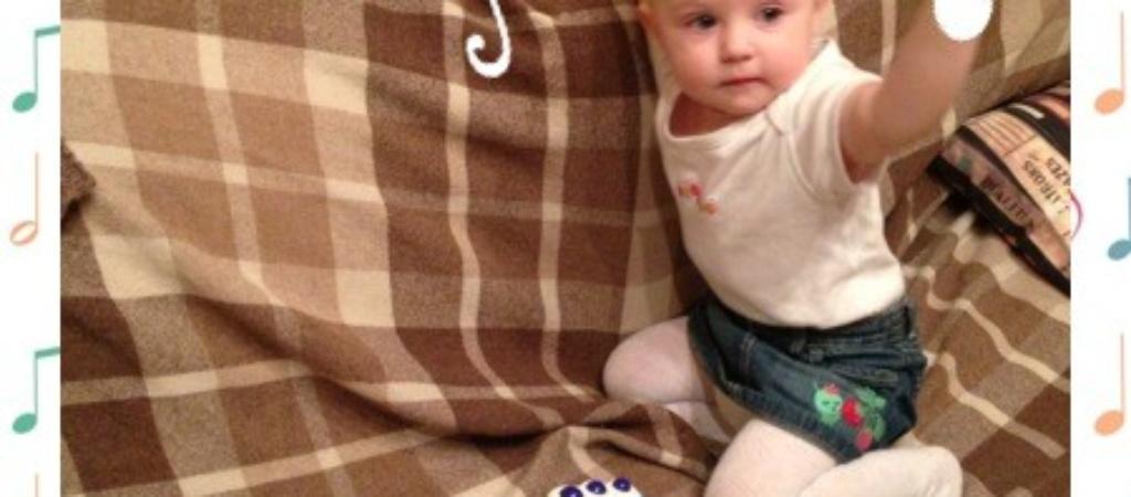 Ребенок 1 год 2 месяца. Что мы умеем?