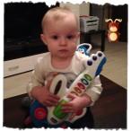 детская гитара Chicco