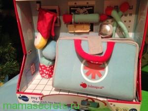 imaginarium набор доктора в чемодане