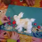 Разивающее занятие для малышей