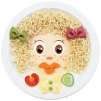 тарелка с лицом