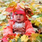 прогулки осенью