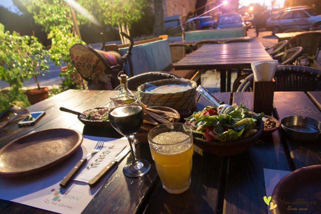 Ужин в Библосе