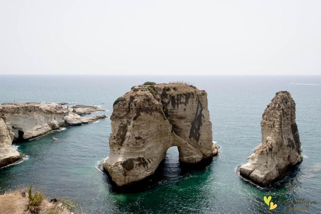 Голубиный скалы