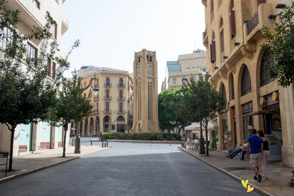 Центр Бейрута