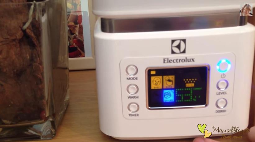 Electrolux увлажнитель воздуха