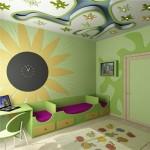 детская комната фото