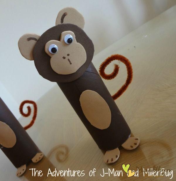 Новогодние поделки своими руками мастер класс обезьяна