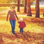 чем занять ребенка осеенью