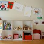 рисунки в детской