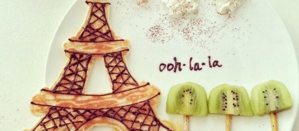 Завтрак во французском стиле