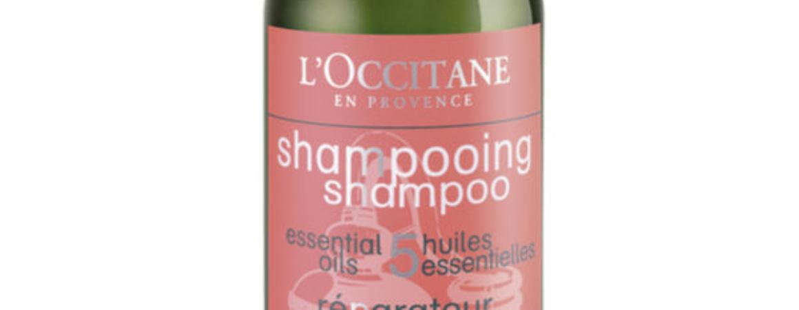 loccitan шампунь восстанавливающий отзыв