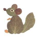 поделки из осенних листьев своими руками