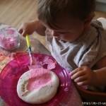 Слепок ручек и ножек малыша своими руками