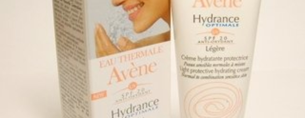 Крем для лица Hydrance Optimale Legere от Avene отзыв