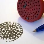 штампы из пластилина