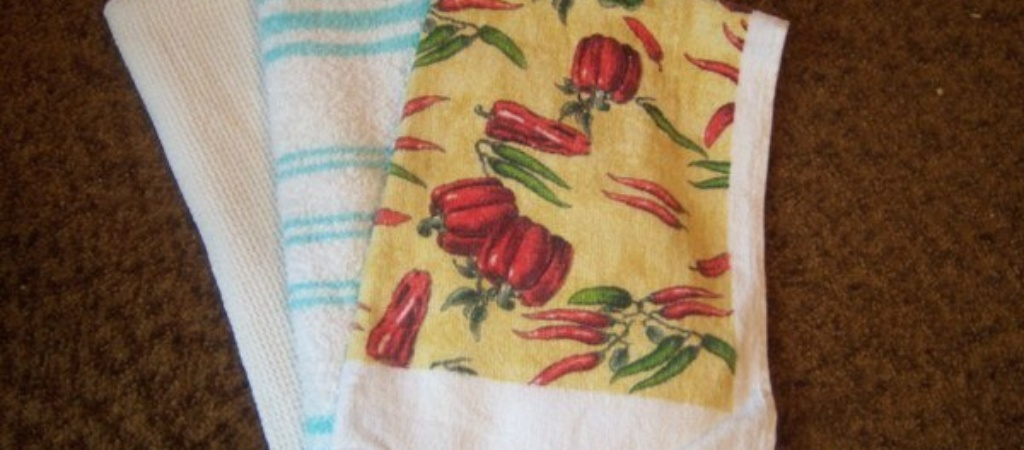 Как отстирать полотенце?