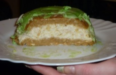 Торт для ребенка от 6 месяцев своими руками