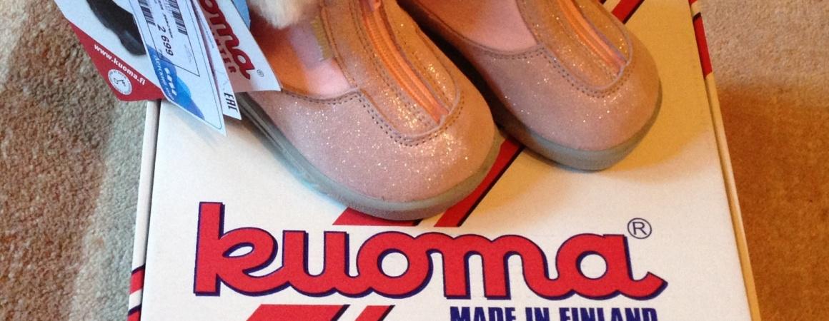 Детская обувь Куома. Kuoma отзыв мамы