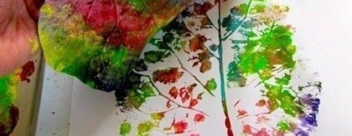Как нарисовать осеннее дерево?