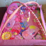 tiny love детский коврик маленькая принцесса фото