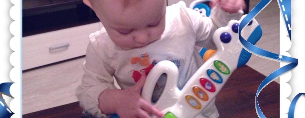 Детская гитара Chicco (Чикко) Отзыв