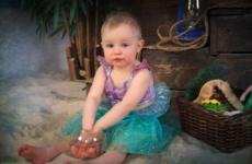 Ребенку 1 год 4 месяца почти)