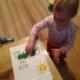 Изучаем зеленый цвет