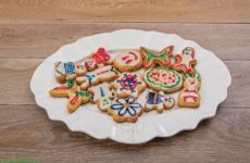 Детское имбирное печенье рецепт
