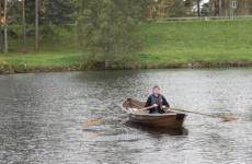 Рыболовный парк реки Вуокса