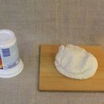 Поделка снеговик из соленого теста своими руками фото 510