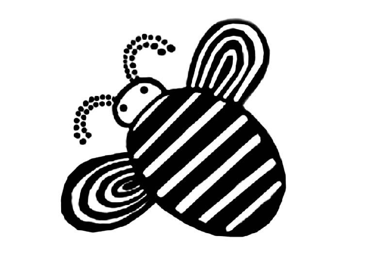 Развивающие картинки черно белые для новорожденных