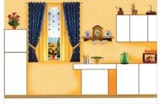 Бумажный домик для бумажных кукол