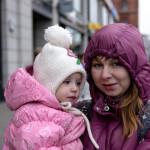 германия с ребенком