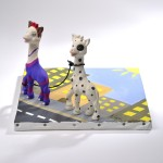 жирафик софи