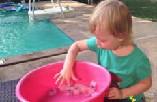 Чем занять ребенка в 1-2 года?