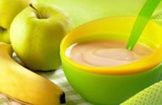Яблочное пюре для грудничка рецепт+ВИДЕО