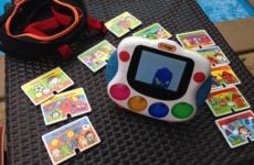 Детский планшет-консоль K-magic Combo отзыв