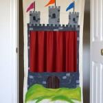 дверной проем в детской