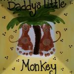 новогодние поделки обезьяна 2016