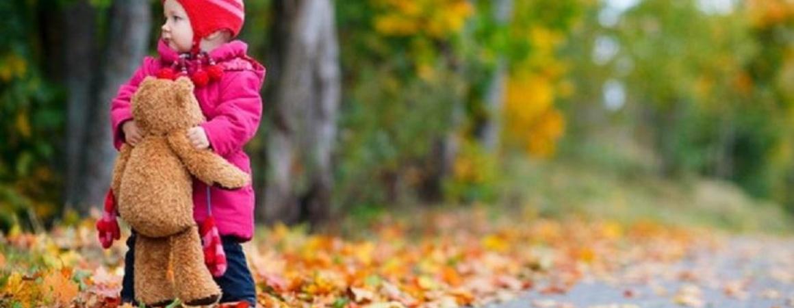 Чем занять ребенка осенью?