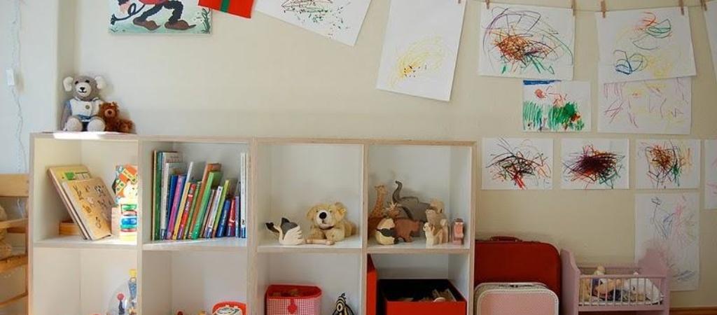Как разместить рисунки в интерьере? 8 способов