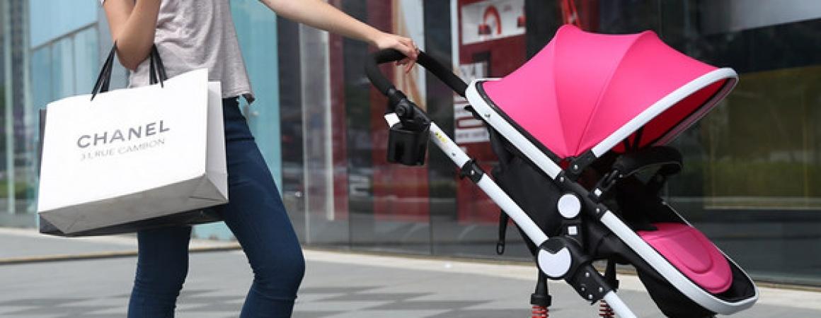Описание коляски Dragon Baby